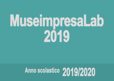 Museimpresa Lab 2019